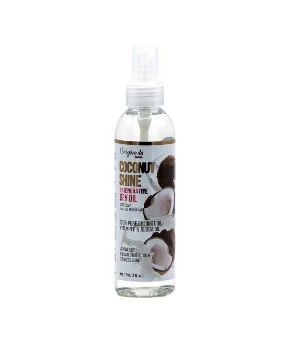 Originals by Africa's Best Coconut Shine Regenerative Dry Oil (6 oz.)