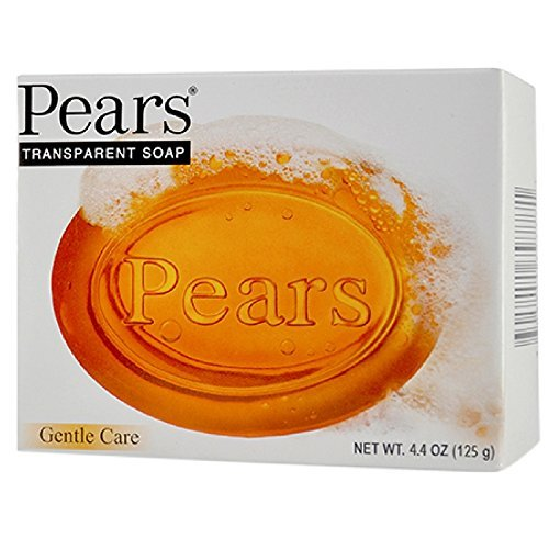 Pears Transparent Bar Soap 125 gr