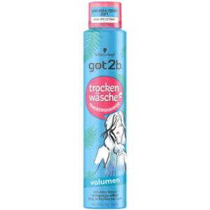 got2b Fresh & Fabulous Volume Shampoo 200ml