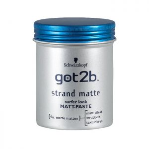 Got2b Strand Matte Surfer Look Matt Paste 100ml