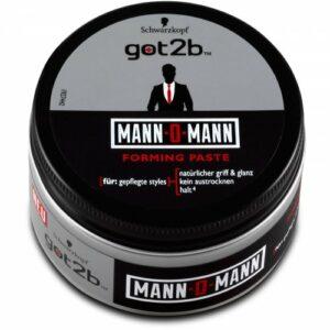 Got2b Mann-O-Mann Forming Paste 100ml