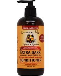 Sunny Isle Extra Dark Jamaican Black Castor Oil Extreme Hydration & Detangling Conditioner 12oz