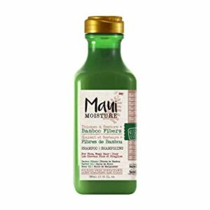 Maui Moisture Thicken & Restore Bamboo Fiber Conditioner 385 ml