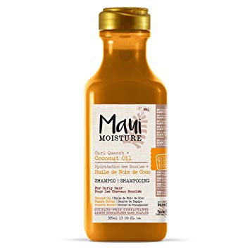 Maui Moisture Curl Quench Coconut Oil Shampoo 385 ml