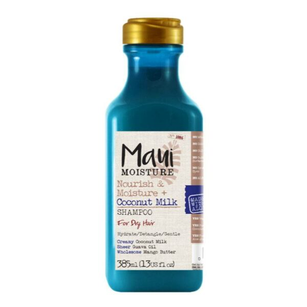 Maui Moisture Nourish & Moisture Coconut Milk Shampoo 385 ml