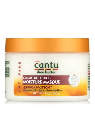 CANTU SHEA BUTTER ANTI FADE COLOR PROTECTING MASQUE 340 GR