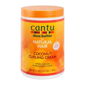 Cantu Shea Butter Natural Hair Coconut Curling Cream 709 Gr
