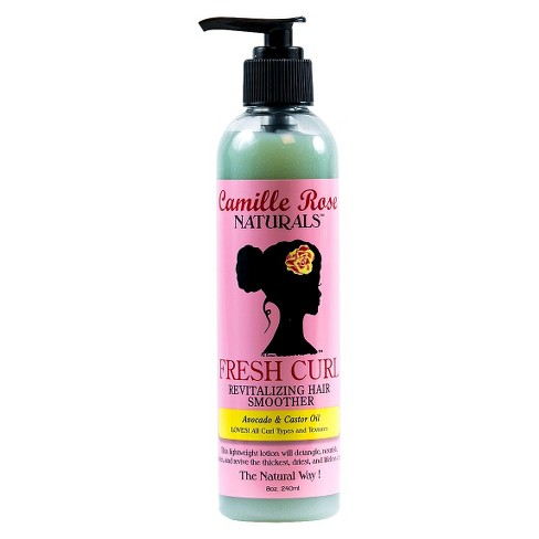 Camille Rose Fresh Curl Smoother 8oz.