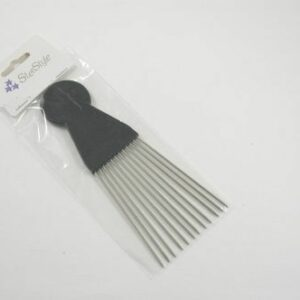 SterStyle Hair Comb Afro Metal Small