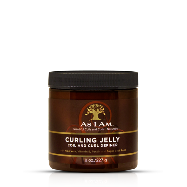 AS I AM NATURALLY CURLING JELLY 16OZ