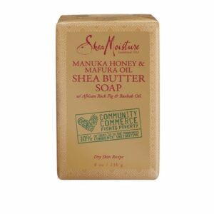 MANUKA HONEY & MAFURA OIL SHEA BUTTER SOAP 230gr