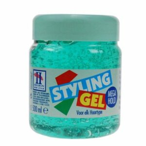 Haargel 1000ml. Green (Mega)