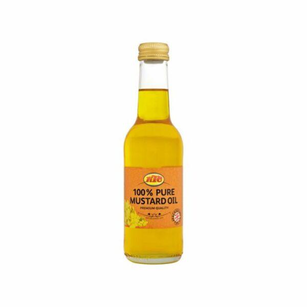 KTC Pure Mustard Oil 250 ml.