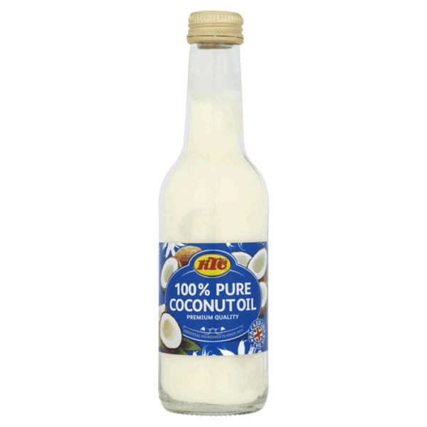 KTC Pure Coconut Oil 250ml.