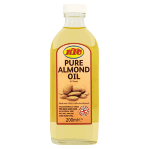 KTC Almond Oil 200 ml.