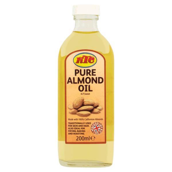 KTC Almond Oil 200 ml.