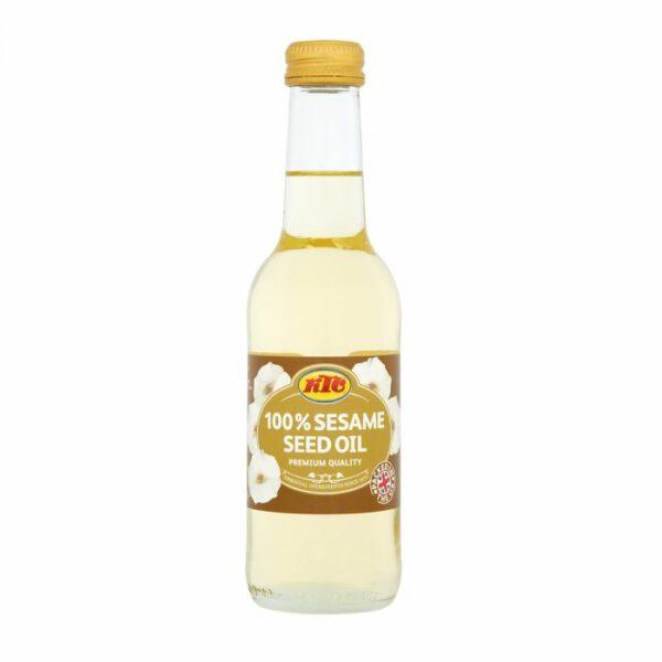 KTC Sesame Seed Oil 250 ml.