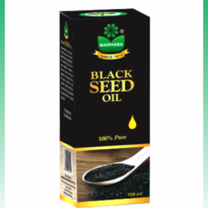Marhaba Black Seed Oil 50ml
