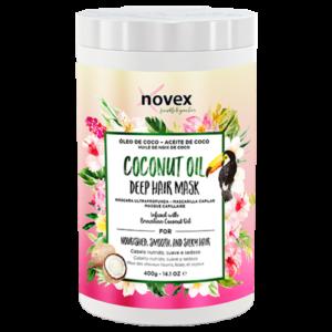 Novex Coconut Oil Deep Hair Mask 400 ml