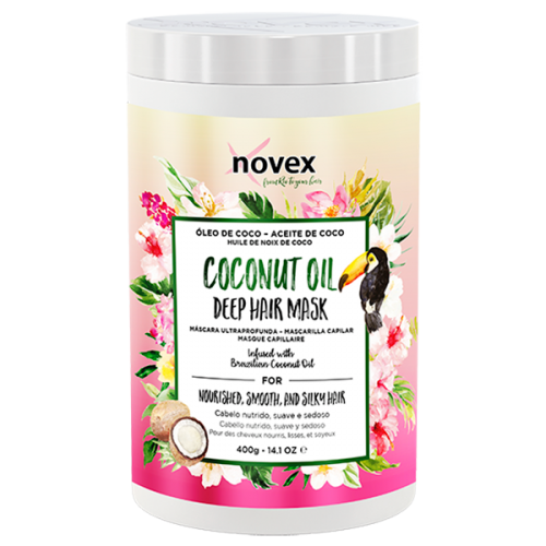 Novex Coconut Oil Deep Hair Mask 400 ml