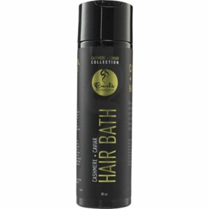Curls Cashmere & Caviar Hair Bath-Activated Charcoal Shampoo 237ml