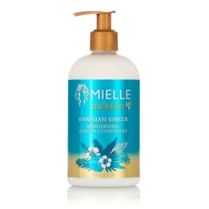 Mielle Organics Moisture RX Hawaiian Ginger Moisturizing Leave in-Conditioner 355ml