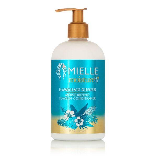 Mielle Organics Moisture RX Hawaiian Ginger Moisturizing Leave in-Conditioner 355ml