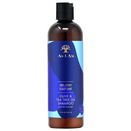 AS I AM Olive & Tea Tree Oil Conditioner 355 ml 12 oz
