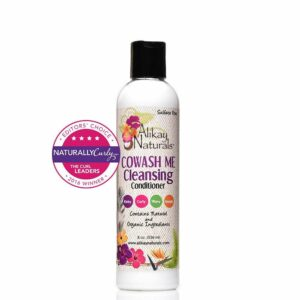 Alikay Naturals Cowash Me Cleansing Conditioner 8 Oz