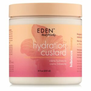 EDEN BodyWorks Hibiscus Honey Hydration Custard 253 ml