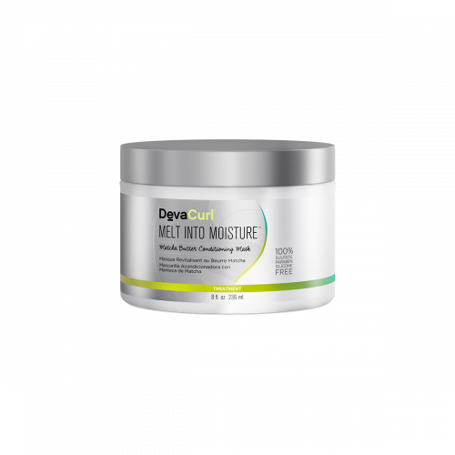 DevaCurl MELT INTO MOISTURE ™ Matcha Green Tea Butter Conditioning Mask 236ml