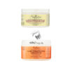 Shea Moisture Conditioner & Smoothie Combination Pack –Strengthen & Restore Leave-In Conditioner, 11 oz. & Coconut & Hibiscus Curl Enhancing Smoothie 12 oz