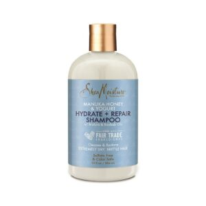 Shea Moisture Manuka Honey & Yogurt Shampoo 13oz