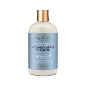 Shea Moisture Manuka Honey & Yogurt Shampoo 13oz