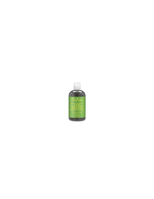 Shea Moisture Water Mint Detox Shampoo 13oz