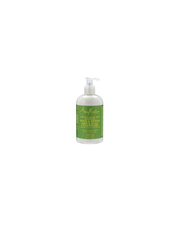 Shea Moisture Water Mint Detox Conditioner 13oz