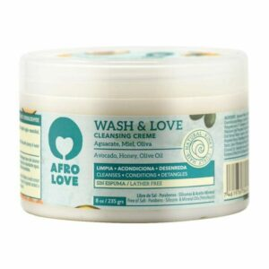 Afro Love Wash & Love Cleansing Creme